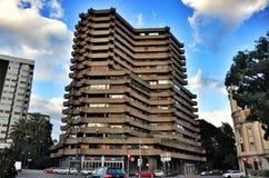Nowożytni budynki w Walencja, Hiszpania zdjęcie royalty free