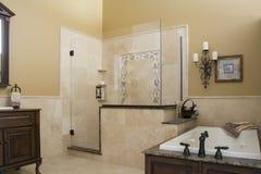 Nowożytny łazienka pokój Zdjęcie Stock