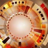 nowożytny abstrakcjonistyczny tło Zdjęcie Royalty Free