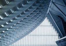 Nowożytny architektury budowy szczegół Zdjęcie Royalty Free