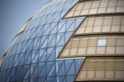 nowożytny architektury szkło obraz royalty free
