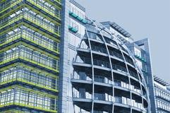 nowożytny architektury szkło Zdjęcia Stock