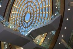 nowożytny architektury wnętrze Obrazy Royalty Free
