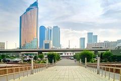Nowożytny Astana fotografia royalty free