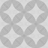 Nowożytny bezszwowy geometryczny wzór Może używać dla tło i strony pełni sieci projekta również zwrócić corel ilustracji wektora Obraz Stock