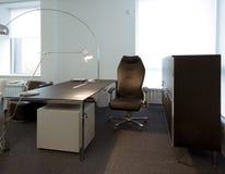 nowożytny biuro Obraz Royalty Free