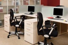 nowożytny biuro Fotografia Stock