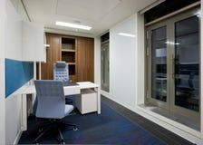 Nowożytny biurowy wnętrze obraz stock