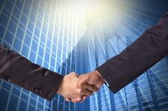 Nowożytny biznesowy buduje szkło drapacze chmur, Biznesowy pojęcie Zdjęcie Stock