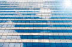 Nowożytny biznesowy buduje szkło drapacze chmur, Biznesowy pojęcie Obraz Royalty Free