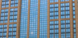 Nowożytny buduje szkło Obraz Stock