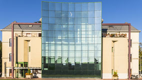 Nowożytny budynek fotografia royalty free