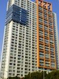 Nowożytny budynek mieszkalny w Szanghaj zdjęcia stock
