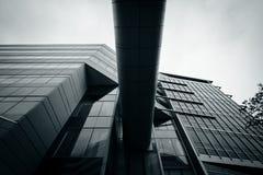 Nowożytny budynek przy Massachusetts Institute Of Technology, wewnątrz Zdjęcia Stock