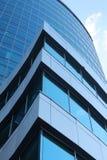 Nowożytny budynku biurowego zakończenie up Fotografia Stock
