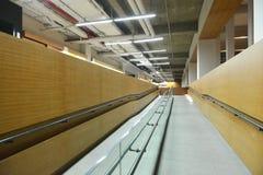 nowożytny budynku korytarz zdjęcie stock