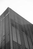 Nowożytny budynku ostrosłup - świat przez barów 2 Obraz Stock