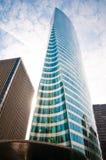 nowożytny budynku słońce Fotografia Stock