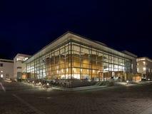 nowożytny budynku szkło fotografia stock