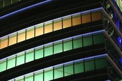 nowożytny budynku szkło Obraz Royalty Free