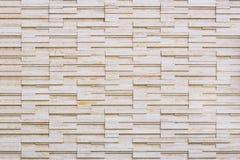 Nowożytny ceglany kamiennej ściany tło Fotografia Royalty Free
