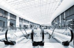 Nowożytny centrum handlowe Fotografia Royalty Free