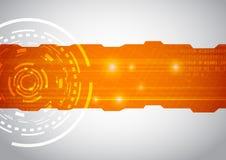 nowożytny cyfrowy komórka układ ilustracja wektor