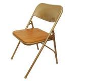 nowożytny krzesła falcowanie zdjęcie stock