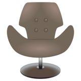 Nowożytny krzesło Zdjęcia Royalty Free
