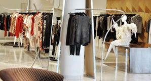 nowożytny mody sklep detaliczny Obrazy Royalty Free