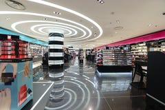 Nowożytny pachnidła centrum handlowe w Paryż Zdjęcia Royalty Free