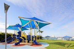 nowożytny park Zdjęcia Royalty Free