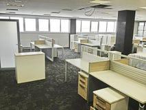 Nowożytny Pracujący biuro obrazy stock