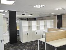 Nowożytny Pracujący biuro obraz stock