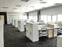 Nowożytny Pracujący biuro zdjęcia royalty free