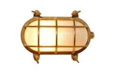 Nowożytny retro oświetlenie dla ciepłej atmosfery Obraz Royalty Free