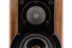 Nowożytny rozsądny głośnikowy zbliżenie Obrazy Stock