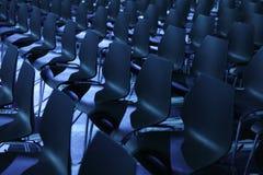 nowożytny sala konferencyjnej wnętrze Pusty wnętrze sala konferencyjna Zdjęcie Royalty Free