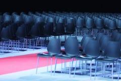 nowożytny sala konferencyjnej wnętrze Pusty wnętrze sala konferencyjna Obrazy Stock