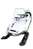 Nowożytny snowmobile Fotografia Stock