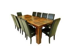 nowożytny stół Zdjęcie Stock