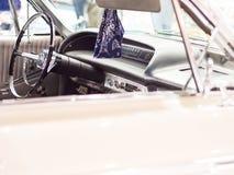 Nowożytny szybkiego samochodu zakończenie Fotografia Royalty Free
