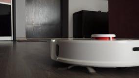 Nowożytny wielofunkcyjny mądrze próżniowy czysty czyści dom zdjęcie wideo