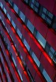 Nowożytny wierza wymieniał Czerwonego Apple w Rotterdam europejczycy Obraz Stock