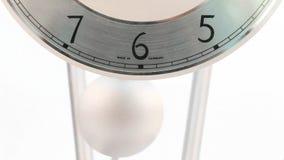 Nowożytny zegar z wahadłem zbiory