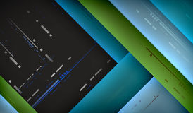 Nowożytna abstrakcja Zdjęcie Stock