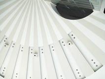 Nowożytna Architektoniczna Skylight struktura Obraz Stock
