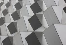 Nowożytna architektura  Obraz Stock