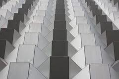 Nowożytna architektura  Obrazy Stock