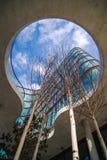 Nowożytna architektura, Dani zdjęcia royalty free
